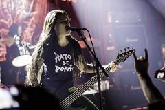 Nervosa live 8-19-2016pic2 (Artemortifica) Tags: brazil chicago mosh nervosa reggies reign suspended wrath brutal concert deathmetal event live metal music performance pit stage thrashmetal il