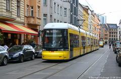 Europa, Deutschland, Berlin, Mitte, Alte Schnhauser Strae (Bernhard Kumagk) Tags: europa deutschland berlin mitte alteschnhauserstrase bvg bonde elctrico raitioliikenne sporvei sporvogn sprvg streetcar tram tramm tramvaiul trolley tramvay tramwaj villamos tramway tramwaje tranvia trikk   tranbia   tranva sprvagn tramvajus tramvajs tramvia tranvai raitiovaunu strasenbahn  bernhardkusmagk bernhardkussmagk flexity flexityberlin europe duitsland  njemaka  tyskland  jerman germania   germany allemagne vcija vokietija niemcy alemanha nemaka nemecko nemija alemania   almanya nmecko    saksa   almaniya