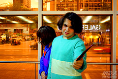 Undertale 82 (MDA Cosplay Photography) Tags: undertale frisk chara napstablook asriel cosplay costume photoshoot otakuthon 2016 montreal quebec canada undertalecosplay fun