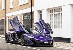 Purple carbon (Alexbabington) Tags: mclaren p1 purple carbonfibre cars car supercar supercars