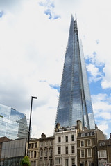 The Shard! Again! (westindiangal) Tags: a7ll allrightsreserved sony jeanchristopher europe travel travelphotography theshard building architecture