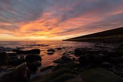 Tynemouth Sunrise (darylswalker) Tags: canon canon100d architecture adventure art seascape sunrise sea sun colour vibrance tynemouth