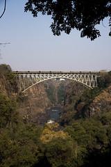 Victoria Falls Bridge (XNBZ) Tags: zambia africa zambeziriver