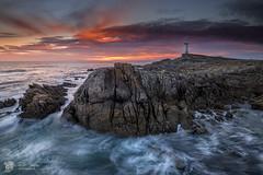 Faro do Roncudo (Chencho Mendoza) Tags: roncudo galicia corme faro lighthouse costadamorte