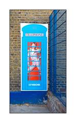 Street Art (D7606), East London, England. (Joseph O'Malley64) Tags: d7606 bowie davidbowie davidrobertjones aladdinsane ziggystardust thethinwhiteduke streetart graffiti eastlondon eastend london england uk britain british greatbritain pasteup wheatpaste phonebox londonphonebox gpo telephone phone phonebooth star rockstar popstar deadpopstars