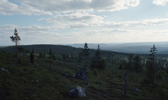 (KXing) Tags: lappi lappland finland scandinavia outdoors film 35mm nikonf3 nikon nikkor nature landscape luonto syksy autumn hiking trekking vaellus er