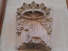 Cervera (gafitatofi) Tags: fonts cervera escut lleida catalunya segarra