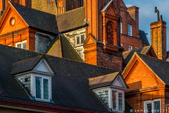 Gable View (James Neeley) Tags: london gables rooftops jamesneeley