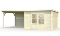 Caseta de jardin Ella 2