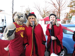 Salvation Army (2) (Moondog Mascot) Tags: food lake army drive discount wing drug monsters erie sully militant salvation 19 channel mart moondog cavaliers strongsville 12122012 cavsmoondog