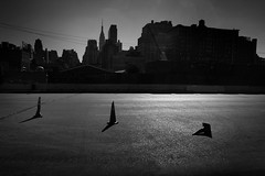 minimal manhattan (sparth) Tags: blackandwhite bw newyork blackwhite manhattan minimal minimalism ricoh bnw 2012 noirblanc grd4 ricohgrdiv grdiv ricohgrd4