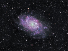 The Triangulum Galaxy  M33 (2012) (Photonfisher) Tags: ngc598 m33 triangulumgalaxy Astrometrydotnet:status=solved messier33 Astrometrydotnet:version=14400 Astrometrydotnet:id=alpha20121246889505