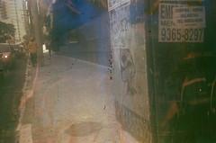 #348 ([ iany trisuzzi ]) Tags: brazil streetart film brasil analog 35mm sãopaulo sp olympustrip35 project365 fujifilmsuperiaxtra400 365days filmsoup