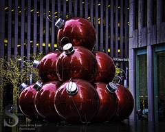 NY Festive big balls- (Singing With Light) Tags: city nyc ny festive photography december pentax manhattan 2012 k5 jjp singingwithlight