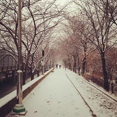 Snow Again