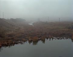 (Andrs Medina) Tags: film project river spain 6x7 myst elrio 2011 andresmedina