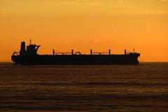 (warrenski) Tags: sunset sun beach geotagged capetown dolphinbeach geo:lat=33822886 geo:lon=18476943
