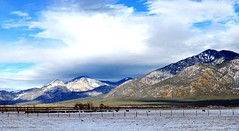 Peace........... (Lochaven) Tags: snow mountains newmexico southwest mbpictures