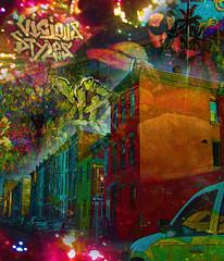 Vicious (brillianthues) Tags: city art philadelphia collage digital photography colorful vivid awardtree vividimagionation