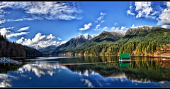 Lions Gate Panorama (w4nd3rl0st (InspiredinDesMoines)) Tags: travel summer panorama canada mountains reflection nature vancouver canon interesting artwork screensaver outdoor unique pano stock scenic grouse panoramic vista capilano lionsgate 24105 stockphotography clevelanddam placestosee stockart 5dmk2 frameableart