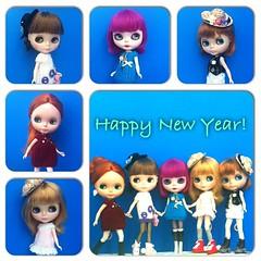 Happy New Year, dear friends!