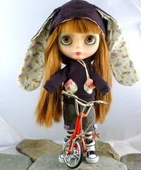 Blythe A Day Dec 30 ~ Favorite Toy