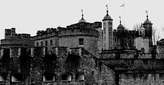 Tower of London #dailyshoot #monochrome