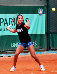 Heather Watson (Carine06) Tags: paris atp tennis clay wta rolandgarros frenchopen heatherwatson rolandgarros2012 frenchopen2012
