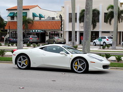 Ferrari 458 Italia (AJ Ferrari) Tags: exotic cars carspotting palm beach worth avenue florida ferrari lamborghini porsche aston martin rolls royce bentley lotus audi mercedes benz morgan maserati 458 italia