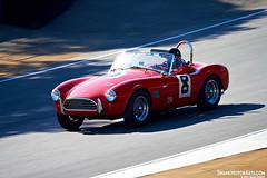1965 Shelby Cobra 289 (s/n CSX 2571) (autoidiodyssey) Tags: california usa cars race vintage cobra salinas shelby ac 1965 shelbycobra csx 289 accobra 2571 montereyhistorics tommccarthy 2012rolexmontereymotorsportsreunion csx2571