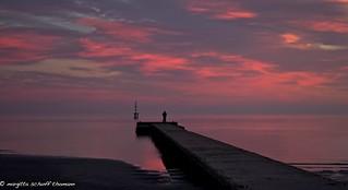 EXPLORE gli innamorati... the lovers (tramonto, sunset)