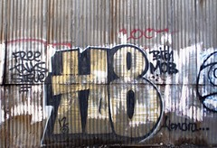 H8 (sweet16nine) Tags: original graffiti free hate talks rugged h8 sigue grimey etah bitchmob