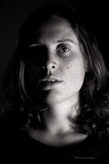74/365 'The Big Picture' (Malis &Duographie) Tags: bw selfportrait project365