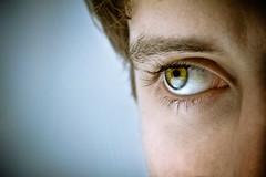 IMG_4114 (megscapturedtreasures) Tags: boy detail eye up looking close nick staring