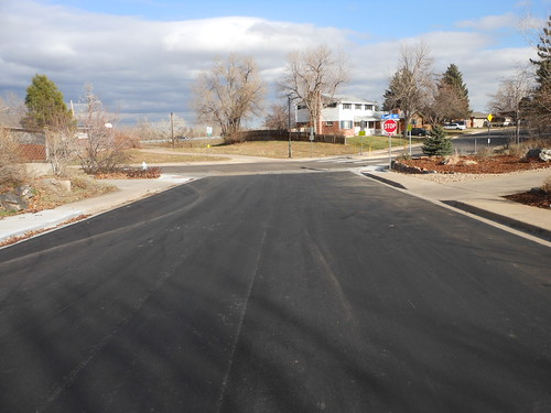 Photo - Road Pavement Repair and Road Reconstruction (Completed)