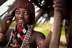 Ethiopia (shokokoart) Tags: africa trip travel portrait people woman black art colors beautiful beauty digital pose outside outdoors image expression traditional culture cell naturallight tribal portraiture mobilephone tribes afrika omovalley colourful tradition tribe ethnic rite tribo hamer afrique ethnology tribu omo eastafrica etiopia ethiopie abisinia etiopija ethnie  etiopien  etiyopya   natgeofacesoftheworld     athiopien ethiopie etiopia etiopia     hornofafrica