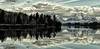 Nature's Mirror (Jeff Clow) Tags: morning reflection nature landscape bravo mountmoran grandtetonnationalpark naturesfinest oxbowbend tpslandscape tpsnature