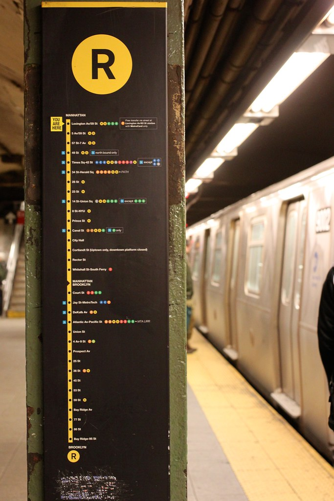Subway Map R Train.The World S Best Photos Of Diagram And Subway Flickr Hive Mind