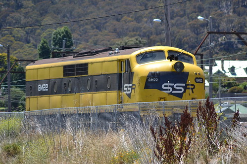 GM22 at Lithgow