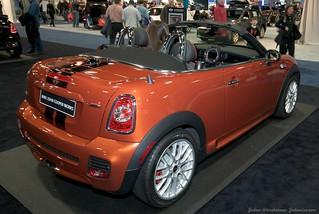 2013 Washington Auto Show - Lower Concourse - Mini 5 by Judson Weinsheimer