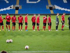 Cardiff City DVP Team (joncandy) Tags: new city red wales bristol photo football image stadium soccer cardiff picture kit squad development bluebirds u21 ccfc joncandy