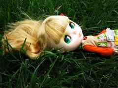 Grass Goddess