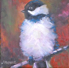 WinterBird -oil