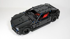 Black Devil (Chade.) Tags: lego technic rc sports car black devil