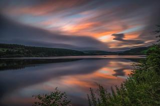Pontsticill Reservoir - Wales