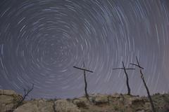 Startrails Bosque de las Cruces 1 (jvargascosta) Tags: circumpolar
