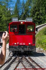 SKGB - Schafbergbahn - VZ 32 (Stefan's Gartenbahn) Tags: salzkammergut attergaubahn et20104 et26109 et26110 et b4bu 20223 skgb schafberg schafbergbahn dieseltriebzug vt 4023 4024 vz31 vt32 z11 z12 z14 zahnradbahn attersee wolfgangsee atterseebar diesellok dampflok elektrotriebwagen
