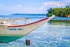 Matnog, Sorsogon (erielleroe) Tags: travel nature backpacker philippines matnog sorsogon bicol water blue nikon nikond3100 nikkor boat outdoor vehicle beach shore seaside sky cloud clouds