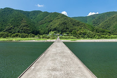 ChinKa-Bashi. (bgfotologue) Tags:  2015 500px bg cpl campsite camping cycling hiking japan jp kochi landscape outdoor photography river shikoku summer travel tumblr village water bellphoto