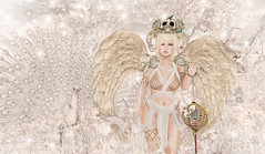 I Stand For Peace (Gaby Marshdevil ~ BUSY IRL) Tags: sl secondlife fgc moonelixir truth catwa essences kustom9 jian gorean angel zenith